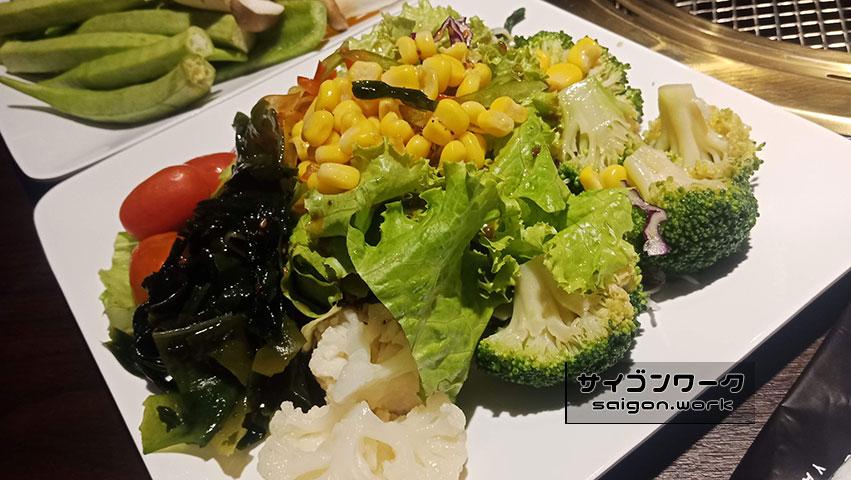 丸金(マルキン) サラダ | サイゴンワーク -ホーチミンで現地採用として働く人のブログ-