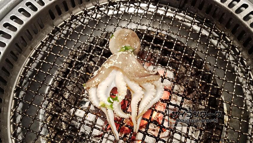 どうしても焼肉が食べたくなりAKA HOUSEへ 03| サイゴンワーク