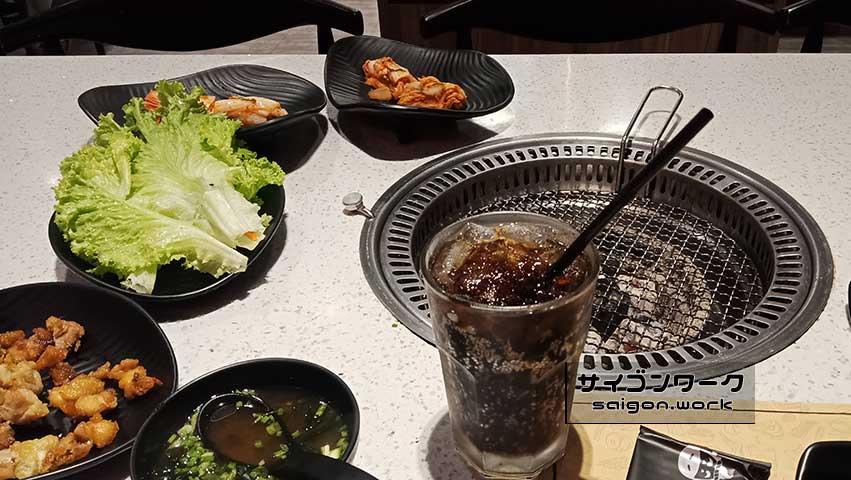 どうしても焼肉が食べたくなりAKA HOUSEへ 02| サイゴンワーク