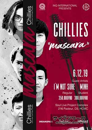 Chillies at SLP | サイゴンワーク