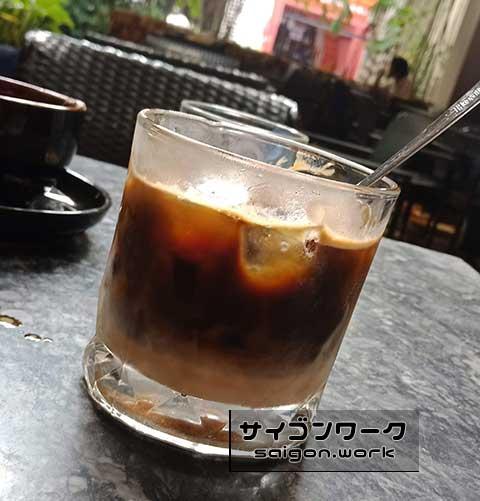 とても落ち着くカフェ『Sonata Cafe』ベイリーズコーヒー | サイゴンワーク