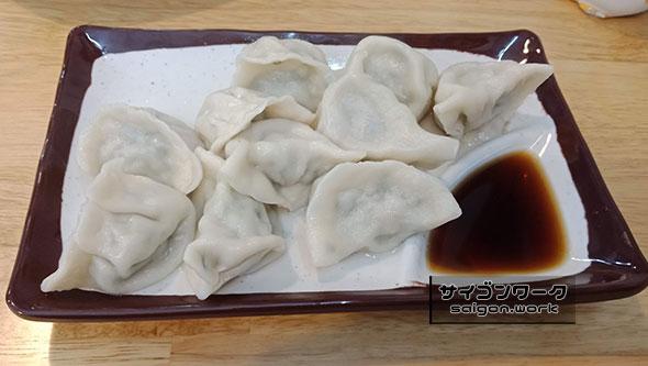 カジュアル台湾料理レストラン『瓦城-Va Thanh-』の水餃子