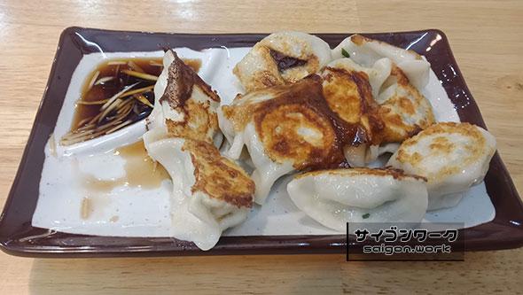 カジュアル台湾料理レストラン『瓦城-Va Thanh-』の焼き餃子